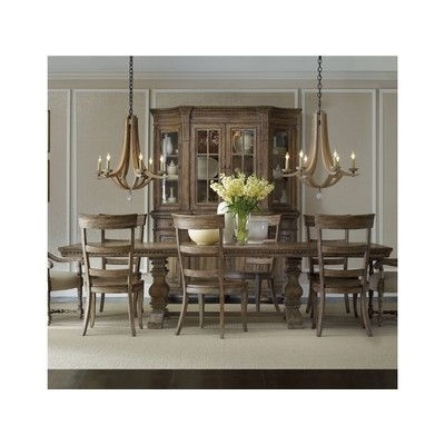 12 Best Dining Table Images On Pinterest | Dining Rooms, Dining Room Inside Walden 9 Piece Extension Dining Sets (Image 1 of 25)