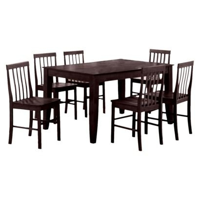 13 Best Dining Room Images On Pinterest | Table Settings, Dining For Palazzo 7 Piece Rectangle Dining Sets With Joss Side Chairs (View 8 of 25)