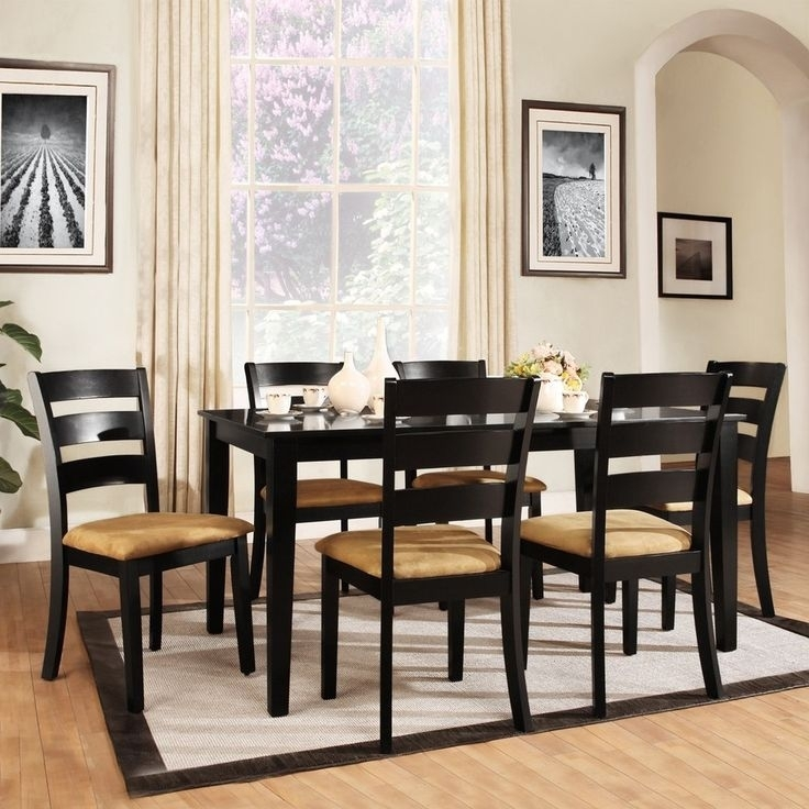 13 Best Dining Room Images On Pinterest | Table Settings, Dining Intended For Palazzo 7 Piece Rectangle Dining Sets With Joss Side Chairs (View 7 of 25)