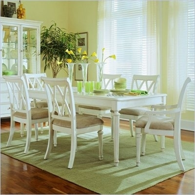 13 Best Furniture Ideas Images On Pinterest | Canapes, Family Rooms In Palazzo 7 Piece Dining Sets With Pearson White Side Chairs (Image 1 of 25)
