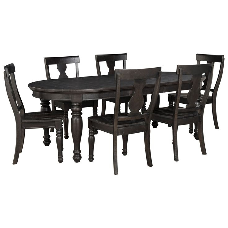 13 Best Kitchen Furniture Images On Pinterest | Dining Room Tables Throughout Palazzo 7 Piece Rectangle Dining Sets With Joss Side Chairs (Image 7 of 25)