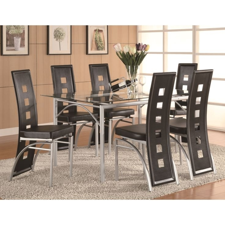 13 Best Kitchen Furniture Images On Pinterest | Dining Room Tables Within Palazzo 7 Piece Rectangle Dining Sets With Joss Side Chairs (Image 8 of 25)