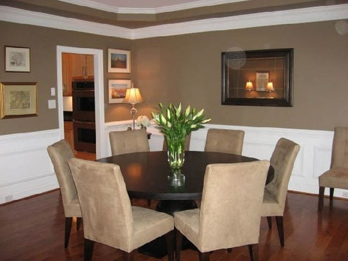 13. Dining Room Astounding Round Table For 6 With 8 Person Remodel 16 inside 6 Person Round Dining Tables