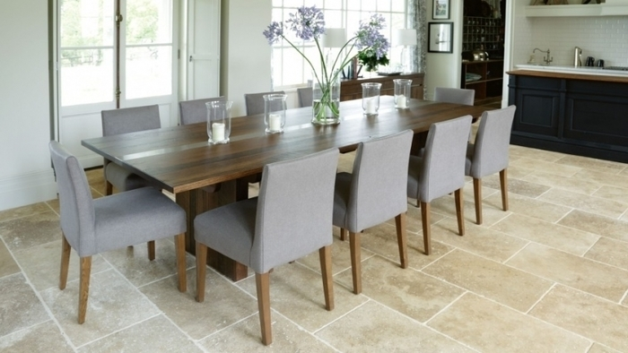 13. Lombardozzi Dining Table within Harvey Dining Tables