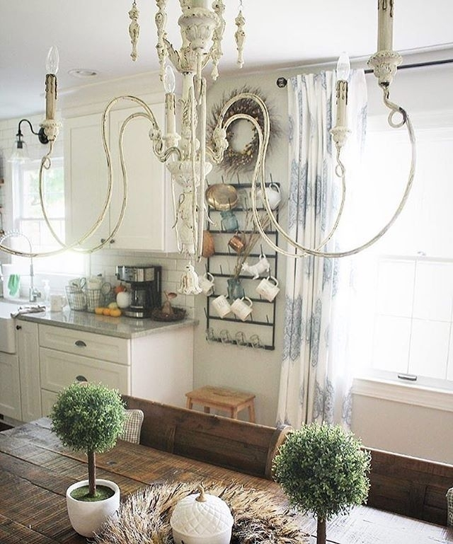 137 Best Dining Room Images On Pinterest | Apartment Therapy, Dining Intended For Combs 5 Piece Dining Sets With  Mindy Slipcovered Chairs (Image 2 of 25)