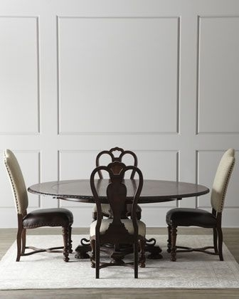 14 Best Dining In Style Images On Pinterest | Chairs, Side Chairs In Caira 7 Piece Rectangular Dining Sets With Diamond Back Side Chairs (View 9 of 25)