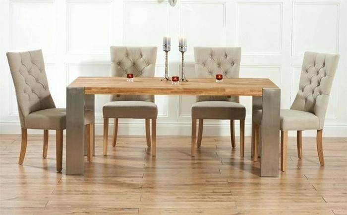 14. Dining Table Sets Extending Oak Dining Table Sets Dining Room For Extendable Oak Dining Tables And Chairs (Photo 2 of 25)