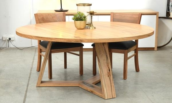 14. Tasmanian Oak Dining Table for Perth Dining Tables