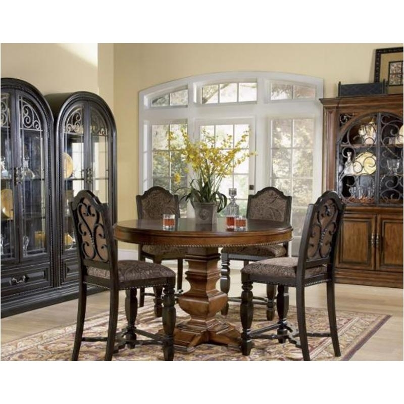 144225 2624Tp A R T Furniture Marbella Round Dining Table With Marbella Dining Tables (Image 2 of 25)