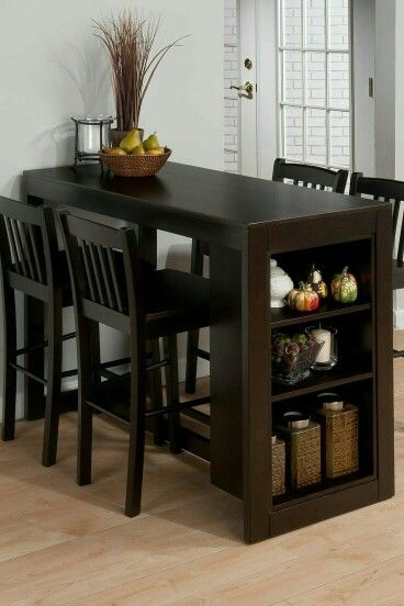 15 Insanely Clever Solutions Every Small Home Needs  | Kitchen Regarding Small Dining Tables (Photo 5 of 25)