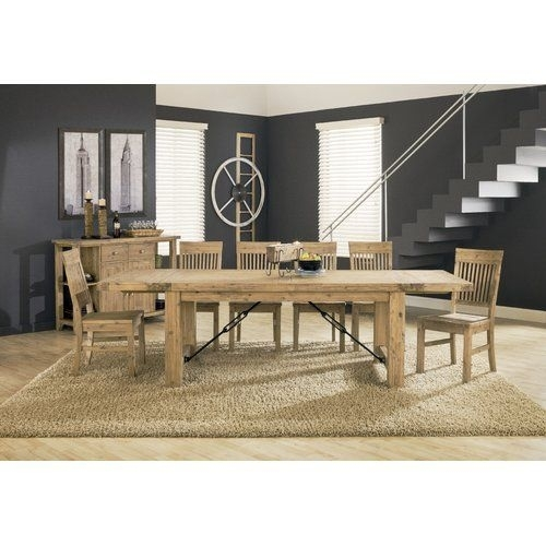 16 Best Dining Room Images On Pinterest   Dining Room, Dining Table Intended For Combs 5 Piece 48 Inch Extension Dining Sets With Pearson White Chairs (Image 2 of 25)