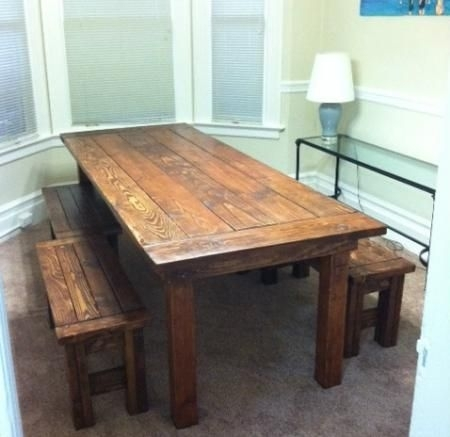 16 Best House Ideas Images On Pinterest | For The Home, Home Ideas Inside Barn House Dining Tables (Image 3 of 25)