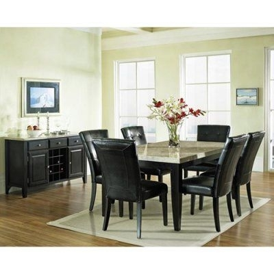 16 Best Masa Images On Pinterest | Dining Rooms, Dining Room And Inside Bale Rustic Grey 7 Piece Dining Sets With Pearson White Side Chairs (Image 4 of 25)