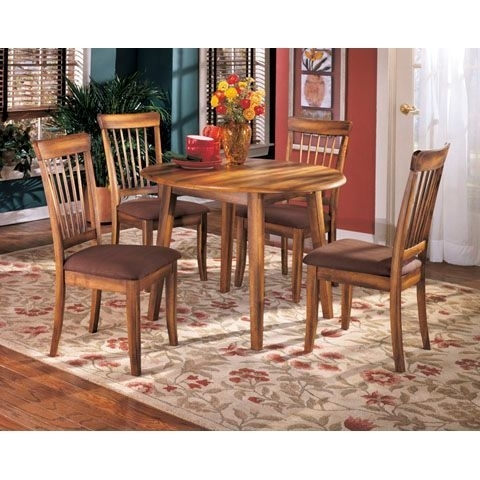16 Best Shelbi Images On Pinterest | Dining Sets, Dining Room And For Candice Ii 5 Piece Round Dining Sets With Slat Back Side Chairs (Photo 15 of 25)