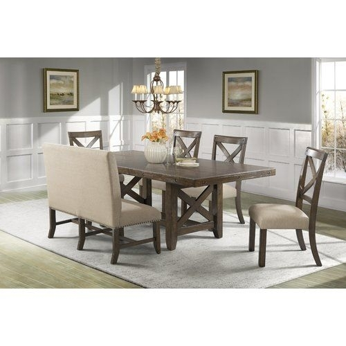 16 Best Shelbi Images On Pinterest | Dining Sets, Dining Room And within Candice Ii 7 Piece Extension Rectangular Dining Sets With Uph Side Chairs