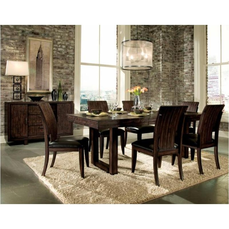 1665 420 Legacy Classic Furniture Portland Dining Table With Regard To Portland Dining Tables (Photo 18 of 25)