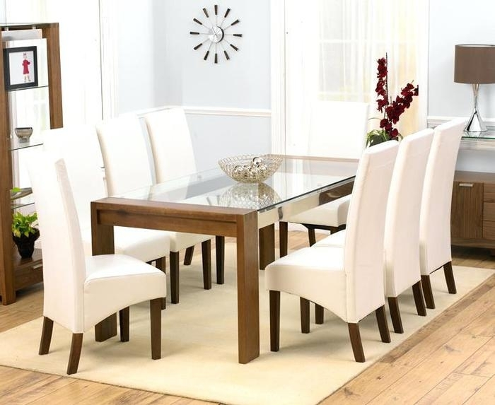 17. 8 Seater Dining Table And Chairs Dining Tables Inspiring 8 Round Pertaining To Dining Tables With 8 Seater (Photo 14 of 25)