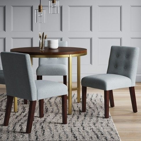 "$173 40"" Antwerp Modern Round Dining Table – Project 62™ : Target In Macie Round Dining Tables (Image 1 of 25)"