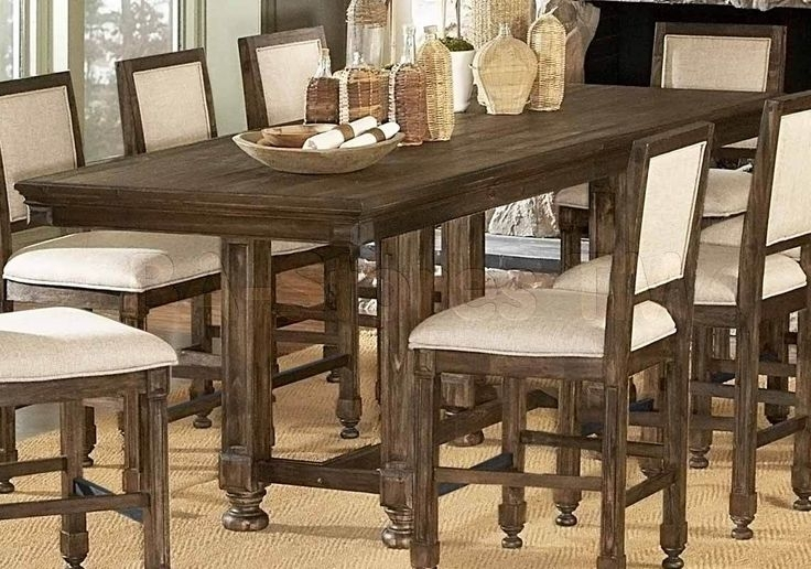 18 Best Furniture Ideas For New House Images On Pinterest Pertaining To Norwood 7 Piece Rectangle Extension Dining Sets (Image 2 of 25)