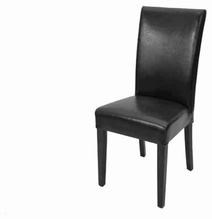 18 Fresh Scroll Back Fabric Dining Chairs | Dining Chairs Wallpaper Regarding High Back Leather Dining Chairs (Image 3 of 25)