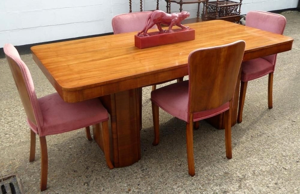 19 Awesome Dining Table And Chairs Ebay | Dining Chairs Wallpaper With Dining Chairs Ebay (Photo 8 of 25)