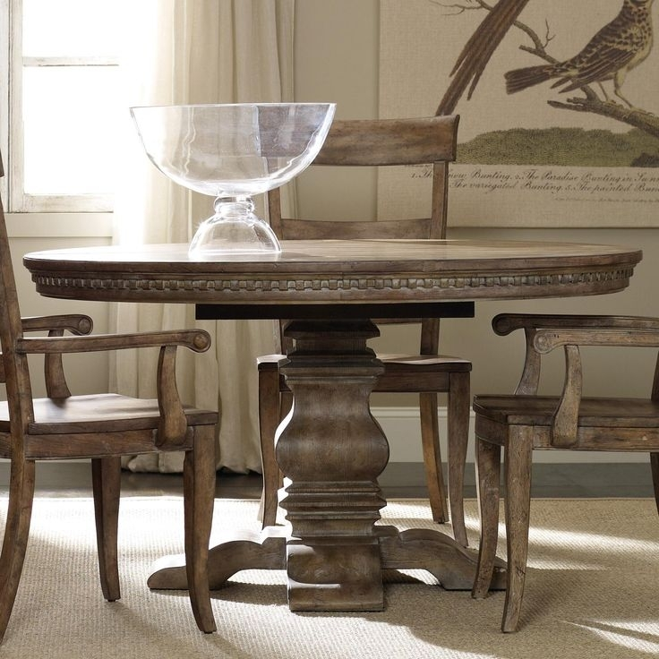 19 Best Tables Images On Pinterest   Dining Room Tables, Dining Inside Jefferson Extension Round Dining Tables (Image 1 of 25)