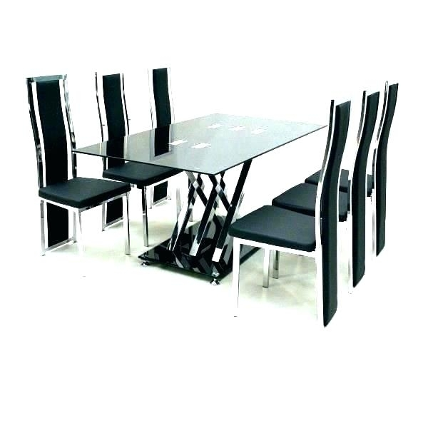 2. Dining Tables With 6 Chairs 6 Round Dining Table 6 Chair Dining inside 6 Chair Dining Table Sets