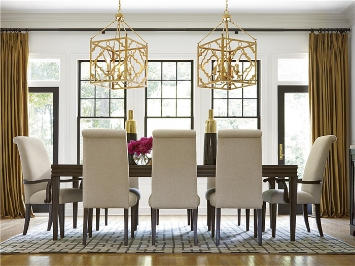 2. Engaging Universal Dining Room Sets View New At Office Small Room Pertaining To Universal Dining Tables (Photo 5 of 25)