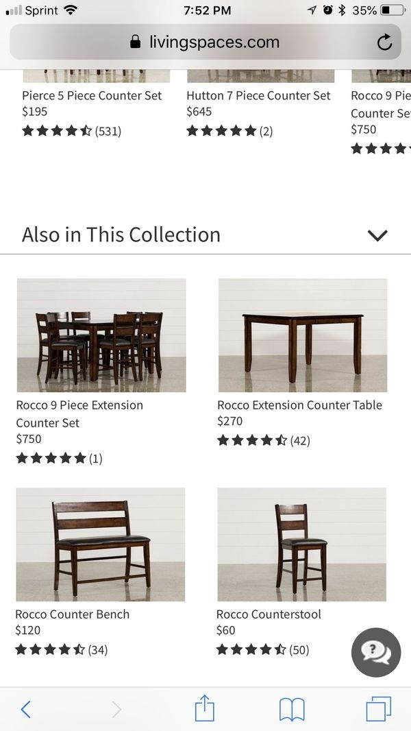 2 Ikea Franklin Counter Stools (Furniture) In San Francisco, Ca In Rocco 8 Piece Extension Counter Sets (Image 1 of 25)