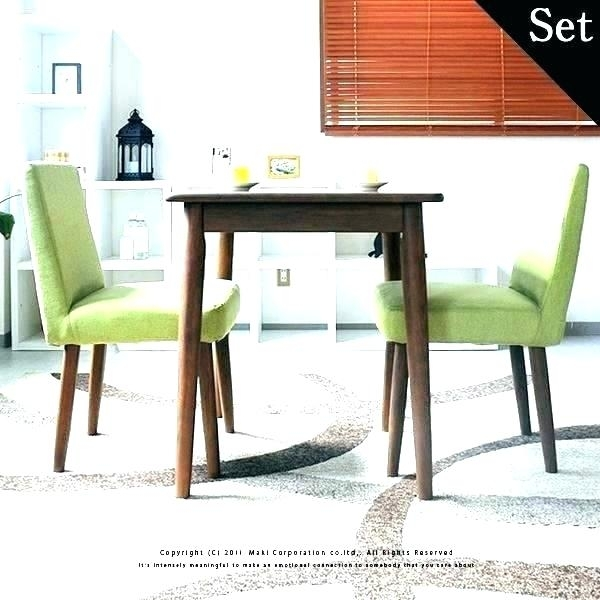 2 Person Dining Table 2 Person Dining Table Set For Two 8 Kitchen Inside Dining Tables For Two (Image 2 of 25)