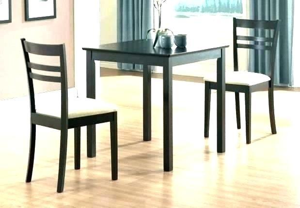 2 Person Dining Table 2 Person Table Dining Table For 2 2 Person Regarding Two Person Dining Tables (Image 4 of 25)