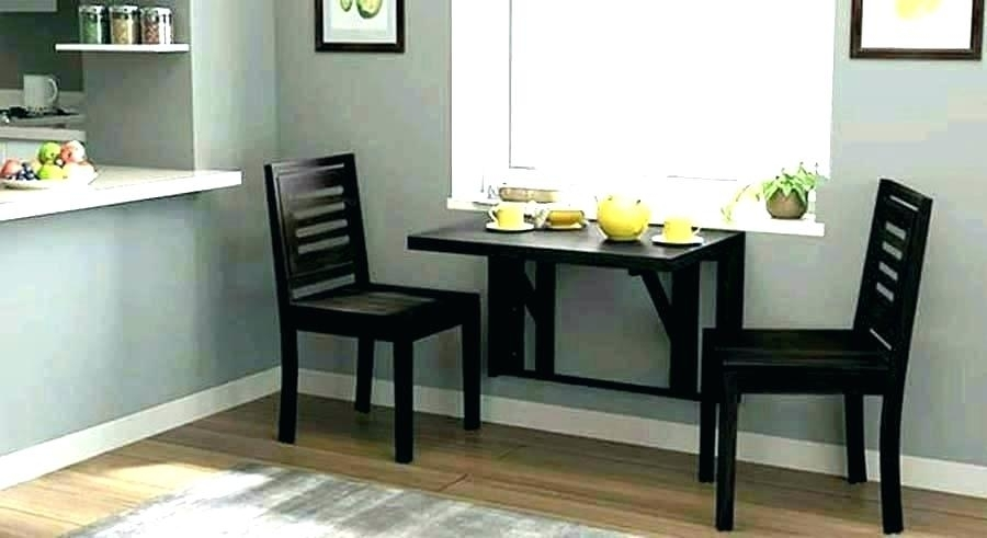 2 Person Outdoor Dining Set (Image 3 of 25)