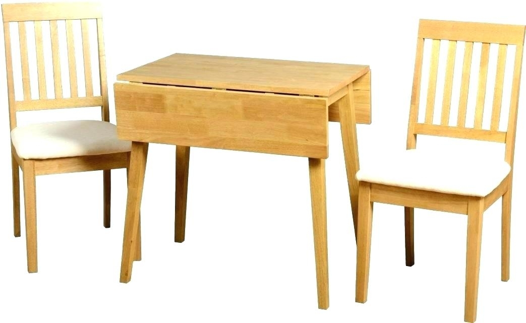 2 Seat Dining Table Two Seat Kitchen Tables 2 Kitchen Table 2 Seat With Dining Table Sets For (View 19 of 25)