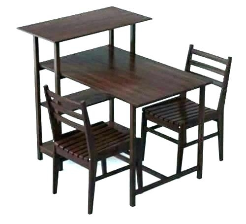 2 Seat Dining Table Two Seat Kitchen Tables 2 Kitchen Table 2 Seat Within Two Seat Dining Tables (Image 2 of 25)