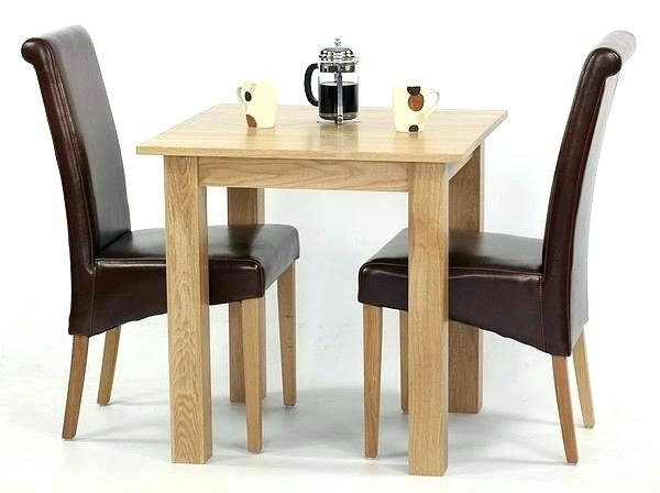 2 Seat Kitchen Table Two Seat Dining Table 2 Seat Kitchen Table Set For Two Seat Dining Tables (Photo 16 of 25)