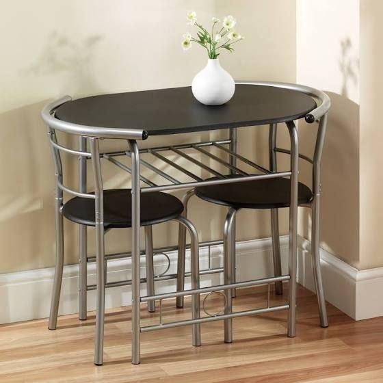 2 Seater Dining Table | Home Decor | Pinterest | Dining, Table And Throughout Small Dining Tables For  (Image 2 of 25)