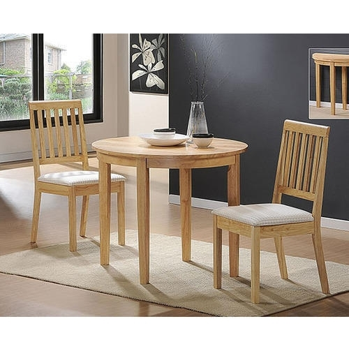 2 Seater Dining Table Set, Dining Table Set – Hariharan Display Within Two Seater Dining Tables (Image 3 of 25)