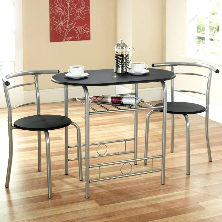 2 Seater Kitchen Table Set – Kids Kitchen Pertaining To Two Seater Dining Tables (Photo 19 of 25)