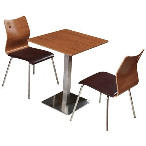 2 Seater Restaurant Dining Table At Rs 11999 /unit | Hotel Dining Regarding Two Seater Dining Tables And Chairs (Image 3 of 25)