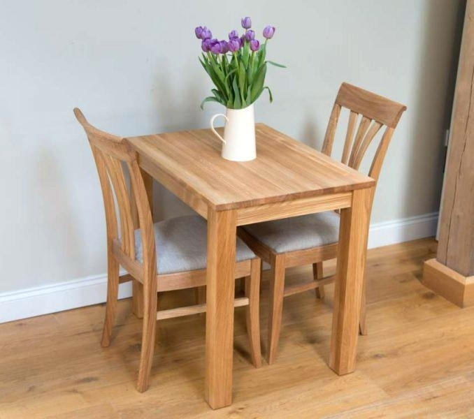 2 Seater Table – Cbodance Inside Two Seater Dining Tables And Chairs (Image 4 of 25)