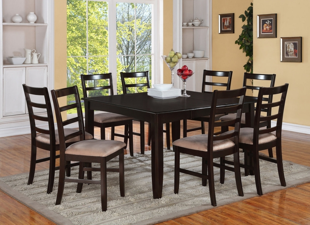 20 Awesome Dining Table 8 Chairs Set Dining Chairs Dining Chairs Intended For Dining Tables With 8 Chairs (Image 2 of 25)