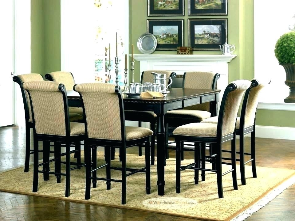 20 Awesome Dining Table 8 Chairs Set Dining Chairs Dining Chairs Within 8 Chairs Dining Tables (Image 2 of 25)