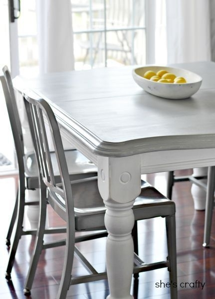 20 Diy Home Decor Ideas | Fashion | Pinterest | Home Decor, Diy Home regarding Painted Dining Tables