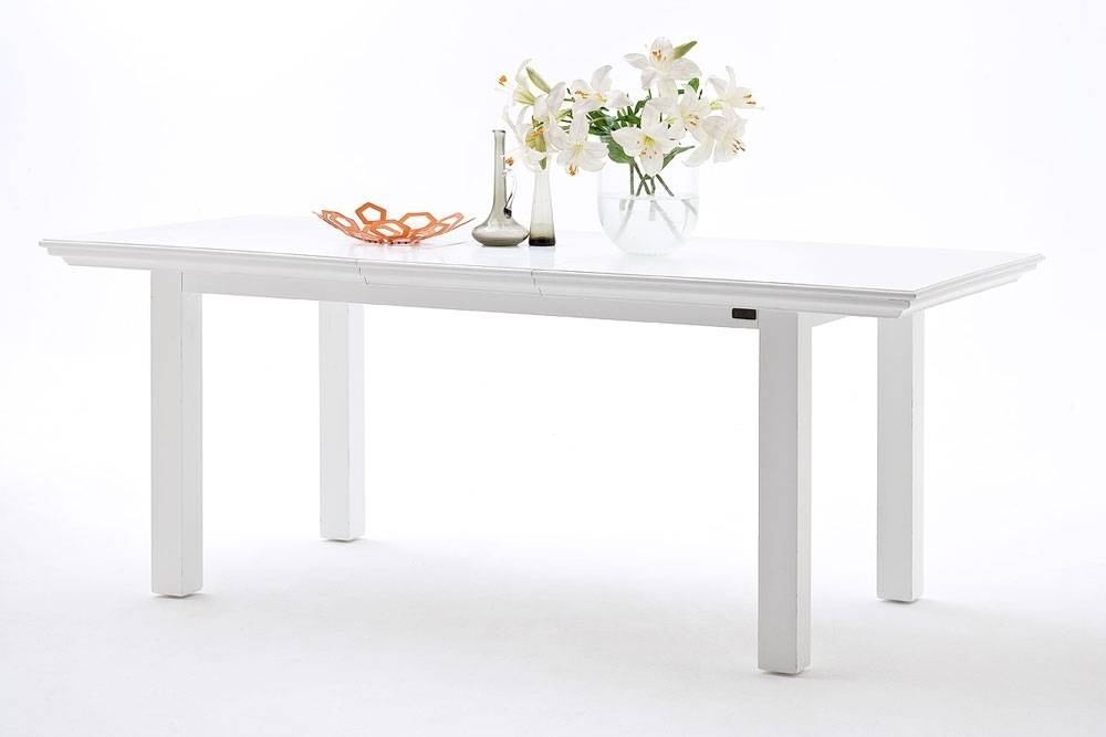 20 Small Extendable Dining Table Opinion – Dining Room Design Regarding Small White Extending Dining Tables (Image 2 of 25)
