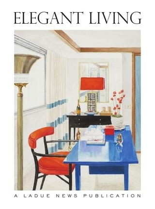 2012 Fall Elegant Livingladue News – Issuu Pertaining To Wyatt 7 Piece Dining Sets With Celler Teal Chairs (Image 4 of 25)