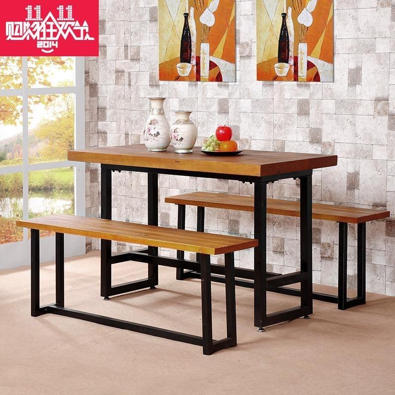 2018 Cheap Computer Desk Desk Combination Rectangular Dining Table Throughout Rectangular Dining Tables Sets (Image 2 of 25)