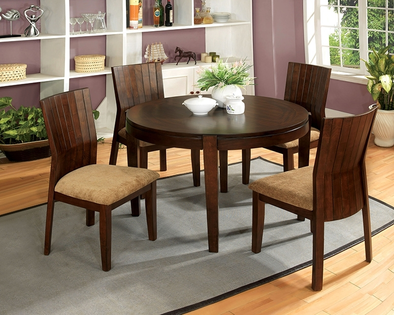 21 Beautiful Wooden Dining Sets In Different Designs | Home Design Lover Regarding Wooden Dining Sets (Image 1 of 25)