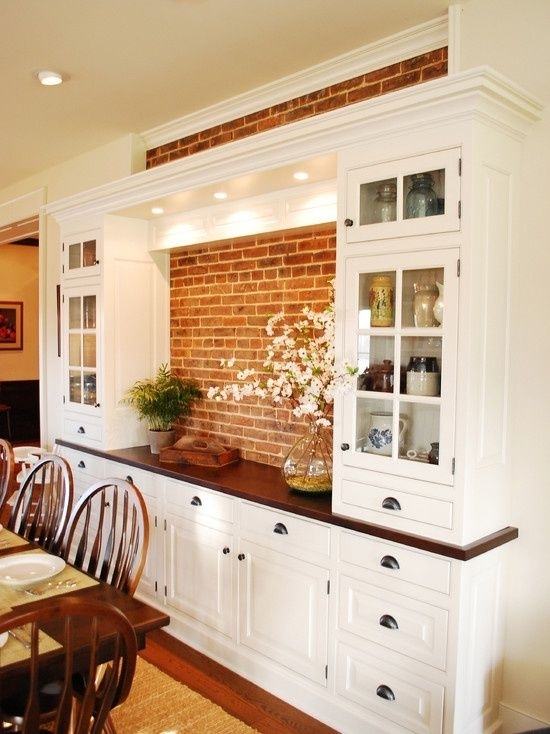 Featured Image of Dining Room Cabinets