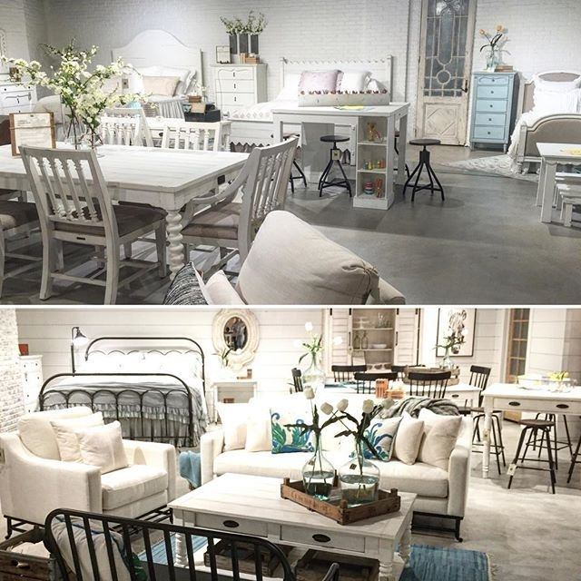 25 Best Dining Images On Pinterest | Dining Rooms, Chandeliers And Regarding Magnolia Home Bench Keeping 96 Inch Dining Tables (Image 2 of 25)