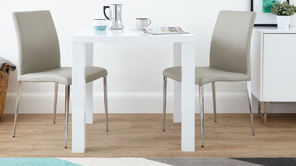 27 Inspirational White 2 Seater Dining Table – Welovedandelion Intended For Two Seater Dining Tables (Image 6 of 25)